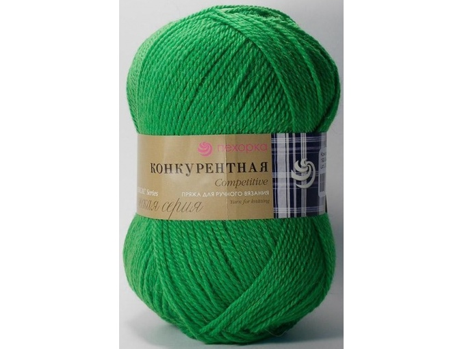 Pekhorka Competitive, 50% Wool, 50% Acrylic 10 Skein Value Pack, 1000g фото 24