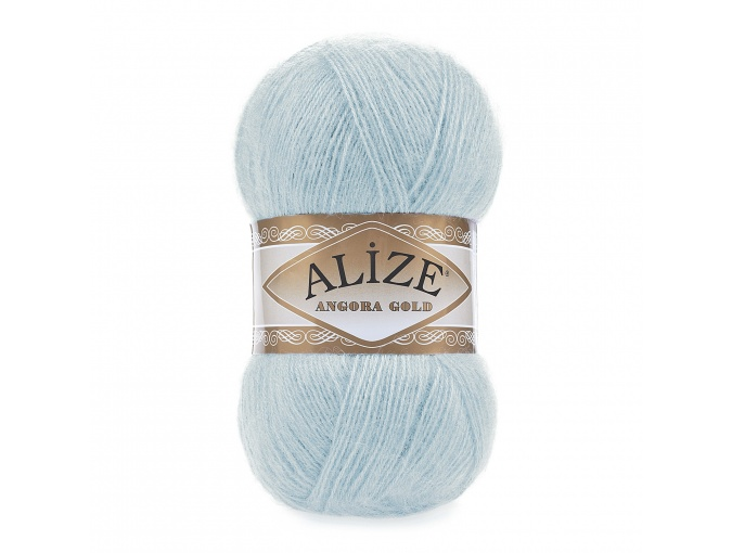 Alize Angora Gold, 10% Mohair, 10% Wool, 80% Acrylic 5 Skein Value Pack, 500g фото 25