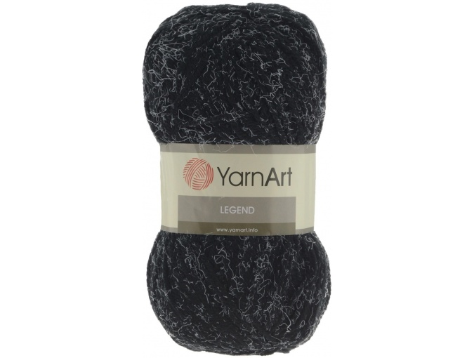 YarnArt Legend 25% Wool, 65% Acrylic, 10% Viscose, 5 Skein Value Pack, 500g фото 10