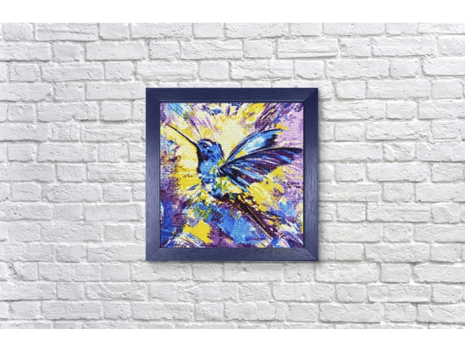 Bright Flight Diamond Painting Kit фото 3