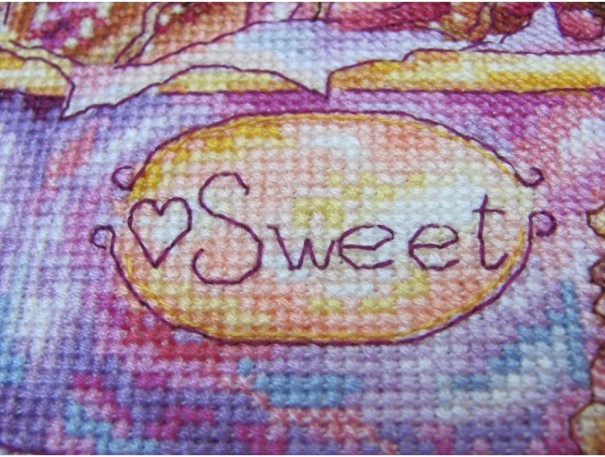 Sweet Box Cross Stitch Pattern фото 3
