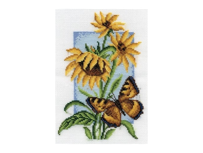 Tortoiseshell Cross Stitch Kit фото 1