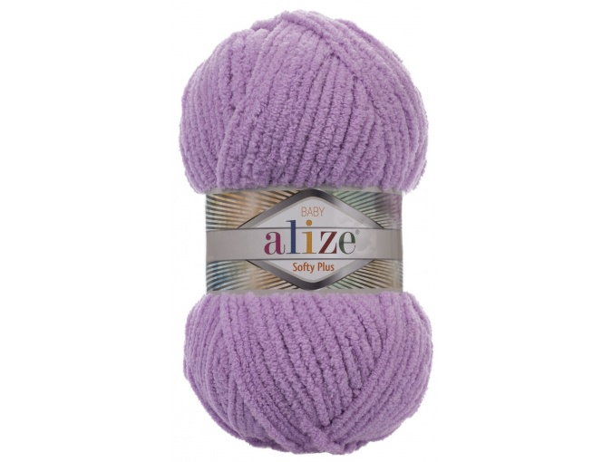Alize Softy Plus, 100% Micropolyester 5 Skein Value Pack, 500g фото 8