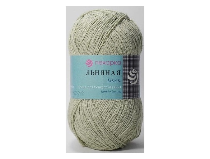 Pekhorka Linen, 55% Linen, 45% Cotton, 5 Skein Value Pack, 500g фото 16