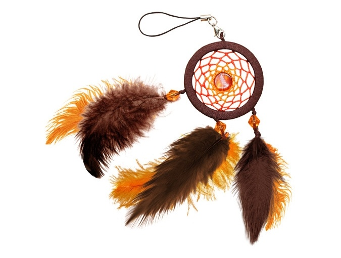 Amber Dreamcatcher Weaving Kit фото 1