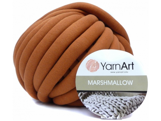 YarnArt Marshmallow 37% cotton, 63% polyamid, 1 Skein Value Pack, 750g фото 17