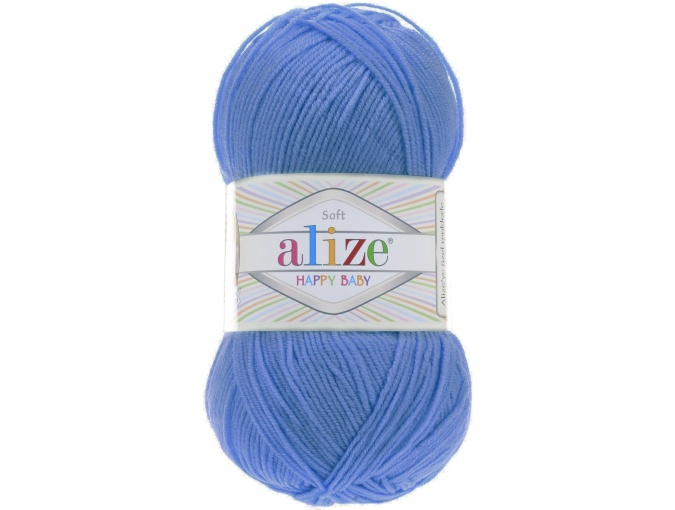 Alize Happy Baby 65% Acrylic, 35% Polyamide, 5 Skein Value Pack, 500g фото 13