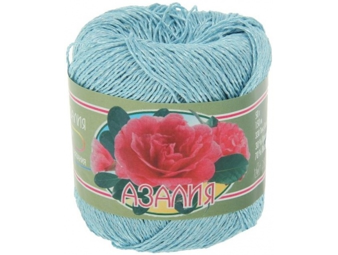 Kirova Fibers Azalea, 30% cotton, 70% viscose 4 Skein Value Pack, 200g фото 14