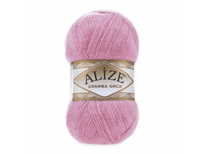 Alize Angora Gold, 10% Mohair, 10% Wool, 80% Acrylic 5 Skein Value Pack, 500g фото 10