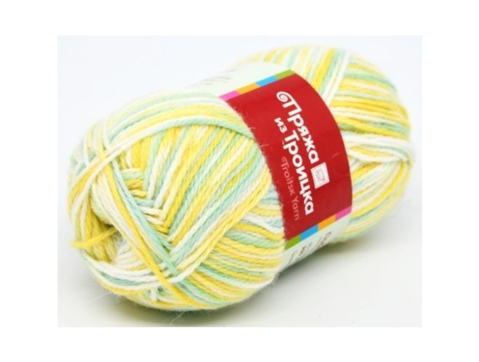 Troitsk Wool Countryside Print, 50% wool, 50% acrylic 10 Skein Value Pack, 1000g фото 13