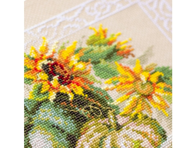 Autumn Gifts Cross Stitch Kit фото 8
