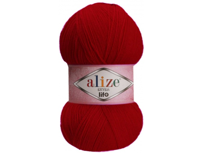 Alize Extra Life 100% Acrylic, 5 Skein Value Pack, 500g фото 28