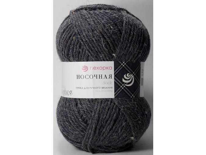 Pekhorka For Socks, 50% Wool, 50% Acrylic 10 Skein Value Pack, 1000g фото 5