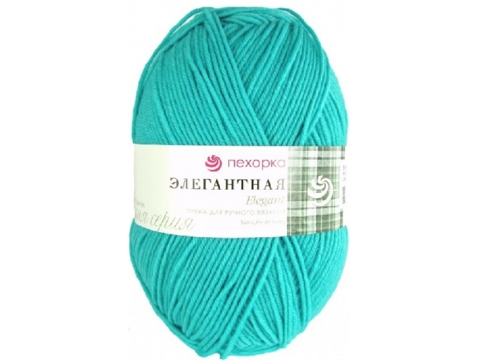 Pekhorka Elegant, 100% Merino Wool 10 Skein Value Pack, 1000g фото 11