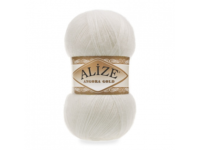 Alize Angora Gold, 10% Mohair, 10% Wool, 80% Acrylic 5 Skein Value Pack, 500g фото 54