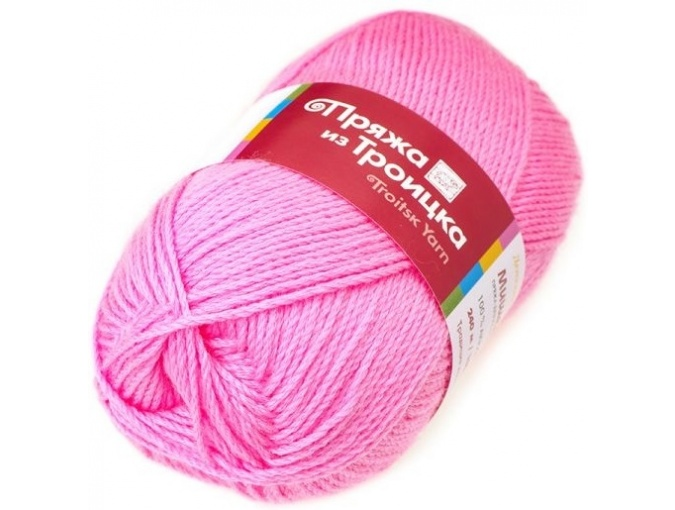 Troitsk Wool Michelle, 100% Acrylic 5 Skein Value Pack, 500g фото 7