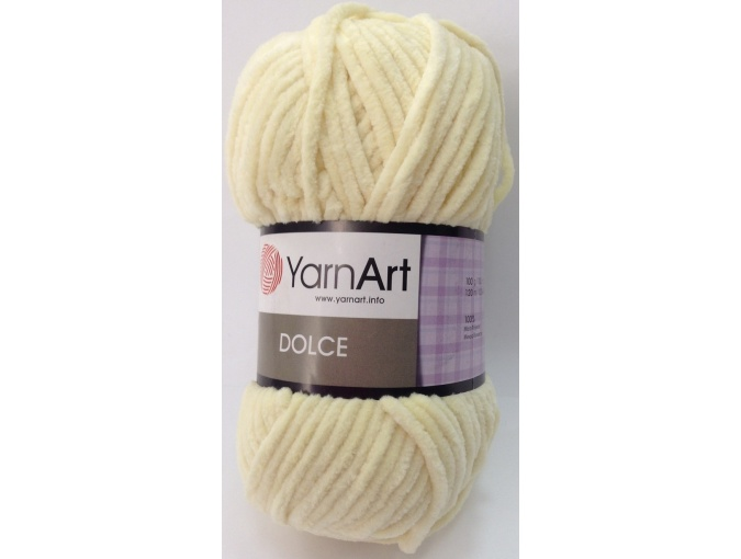 YarnArt Dolce, 100% Micropolyester 5 Skein Value Pack, 500g фото 4