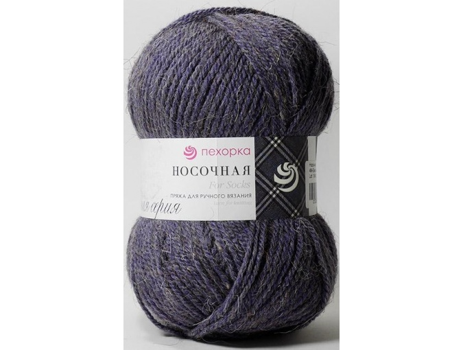 Pekhorka For Socks, 50% Wool, 50% Acrylic 10 Skein Value Pack, 1000g фото 47