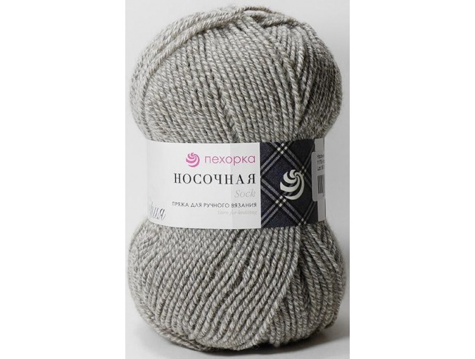 Pekhorka For Socks, 50% Wool, 50% Acrylic 10 Skein Value Pack, 1000g фото 63