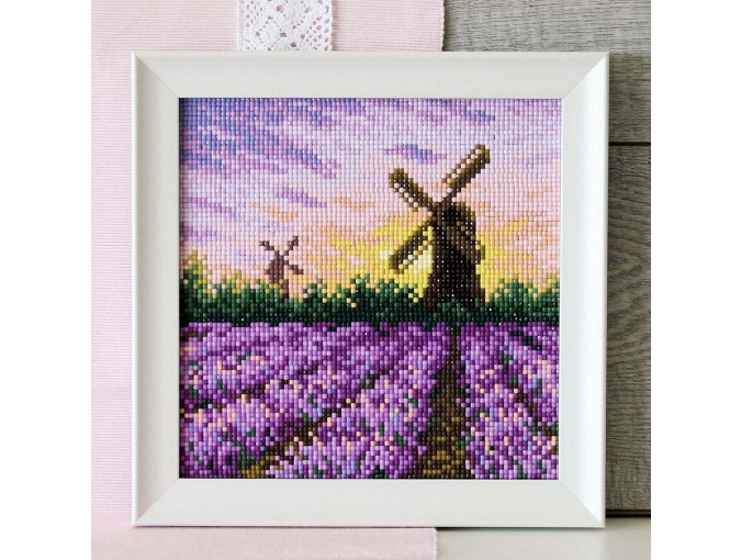Charm of Provence Diamond Painting Kit фото 2