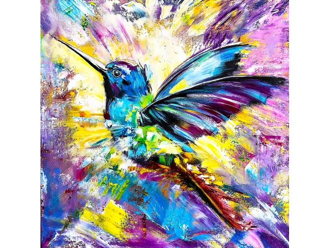 Bright Flight Diamond Painting Kit фото 1