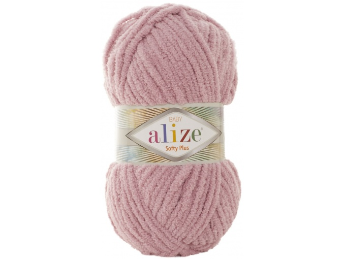 Alize Softy Plus, 100% Micropolyester 5 Skein Value Pack, 500g фото 33