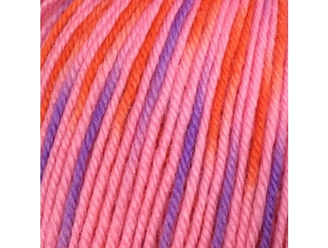 Color City Venetian Autumn 85% Merino Wool, 15% Acrylic, 5 Skein Value Pack, 500g фото 5