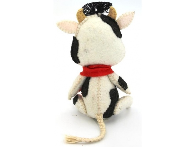 Handsome Bull Toy Sewing Kit фото 2