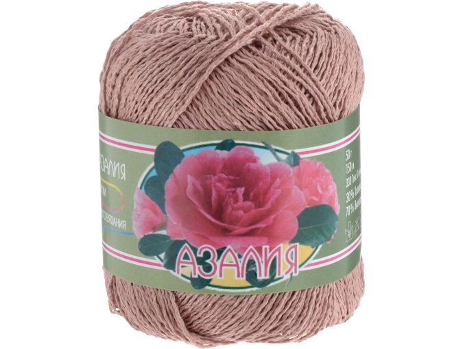 Kirova Fibers Azalea, 30% cotton, 70% viscose 4 Skein Value Pack, 200g фото 21