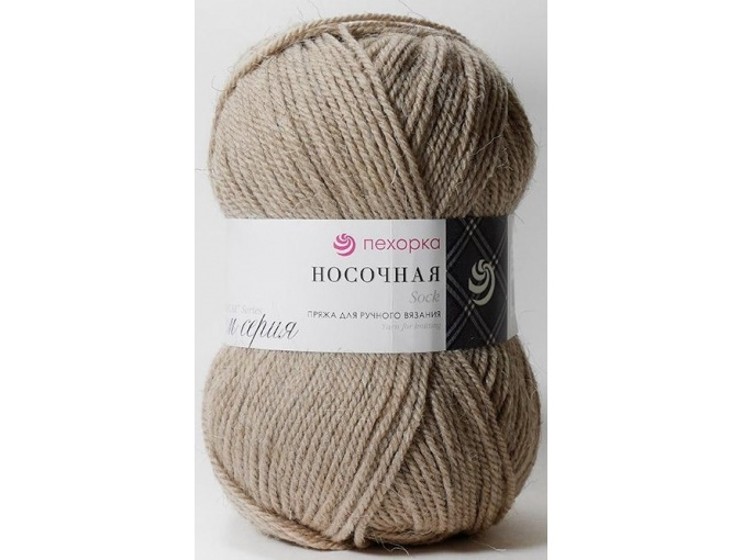 Pekhorka For Socks, 50% Wool, 50% Acrylic 10 Skein Value Pack, 1000g фото 4