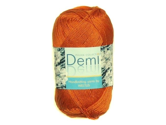Weltus Demi 100% mercerized cotton, 10 Skein Value Pack, 500g фото 29