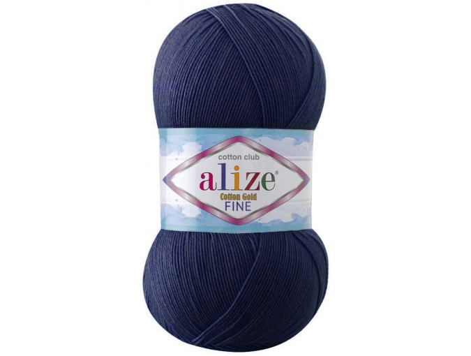 Alize Cotton Gold Fine 55% cotton, 45% acrylic 5 Skein Value Pack, 500g фото 8