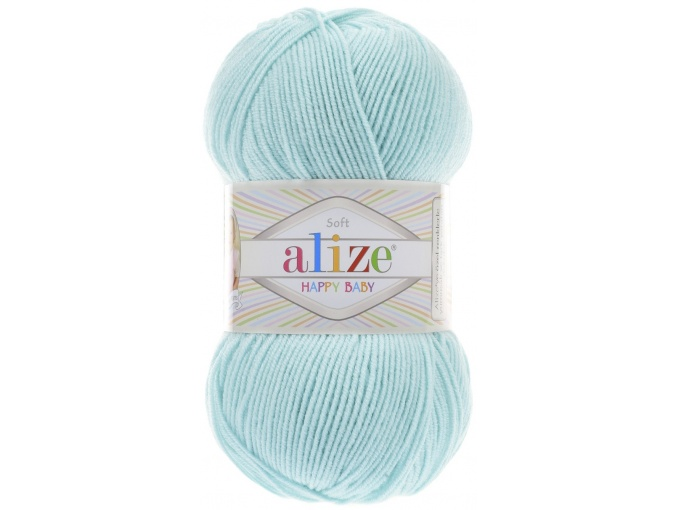 Alize Happy Baby 65% Acrylic, 35% Polyamide, 5 Skein Value Pack, 500g фото 32
