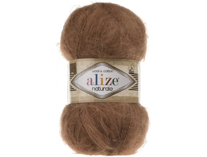 Alize Naturale, 60% Wool, 40% Cotton, 5 Skein Value Pack, 500g фото 11