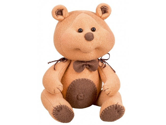 Baby Bear Toy Sewing Kit фото 1
