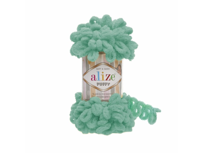 Alize Puffy, 100% Micropolyester 5 Skein Value Pack, 500g фото 44