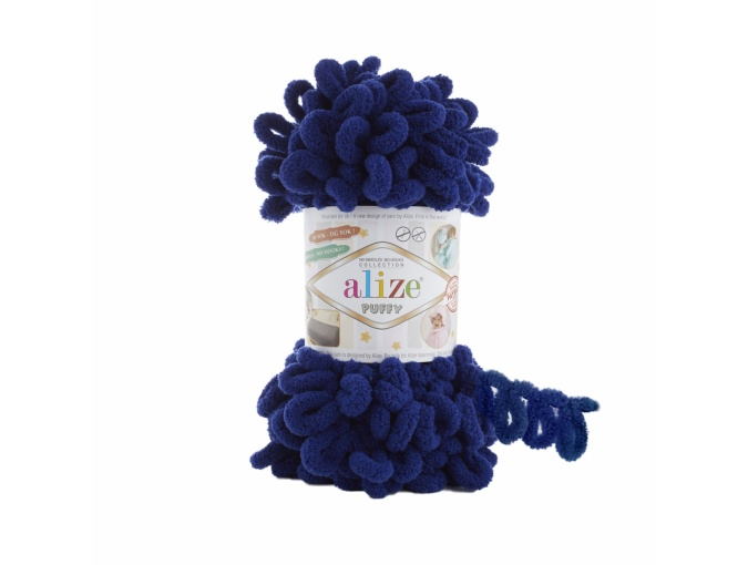 Alize Puffy, 100% Micropolyester 5 Skein Value Pack, 500g фото 38