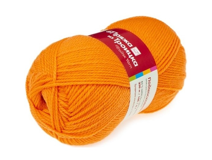 Troitsk Wool Countryside, 50% wool, 50% acrylic 10 Skein Value Pack, 1000g фото 26