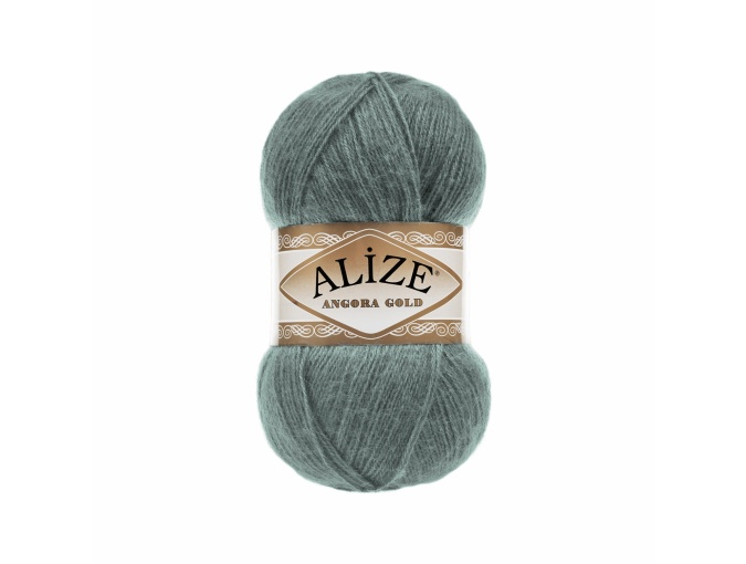 Alize Angora Gold, 10% Mohair, 10% Wool, 80% Acrylic 5 Skein Value Pack, 500g фото 34