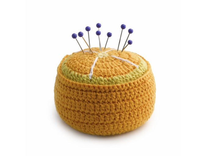 Orange Pin Cushion/Fixing Weight фото 2