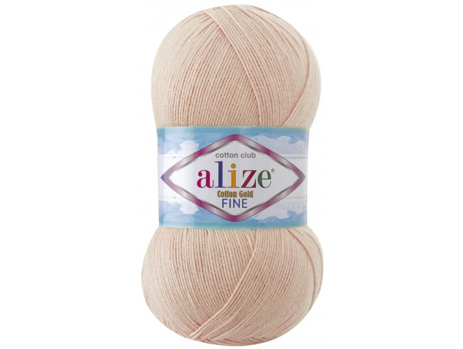 Alize Cotton Gold Fine 55% cotton, 45% acrylic 5 Skein Value Pack, 500g фото 22