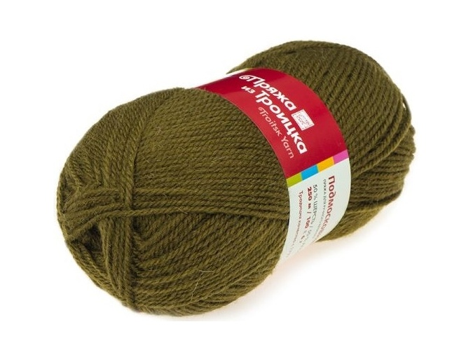 Troitsk Wool Countryside, 50% wool, 50% acrylic 10 Skein Value Pack, 1000g фото 41
