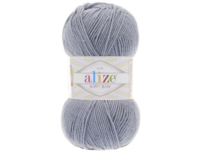 Alize Happy Baby 65% Acrylic, 35% Polyamide, 5 Skein Value Pack, 500g фото 11