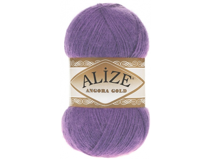 Alize Angora Gold, 10% Mohair, 10% Wool, 80% Acrylic 5 Skein Value Pack, 500g фото 38