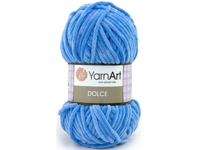 YarnArt Dolce, 100% Micropolyester 5 Skein Value Pack, 500g фото 24