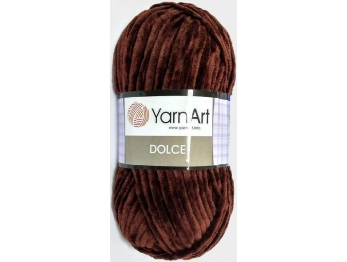 YarnArt Dolce, 100% Micropolyester 5 Skein Value Pack, 500g фото 35