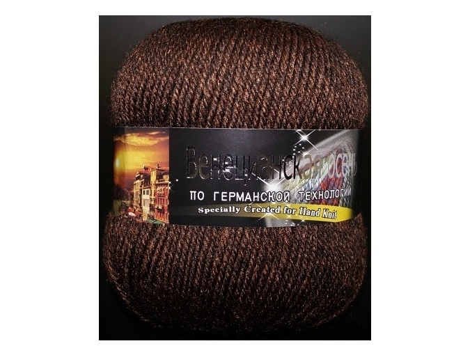 Color City Venetian Autumn 85% Merino Wool, 15% Acrylic, 5 Skein Value Pack, 500g фото 42
