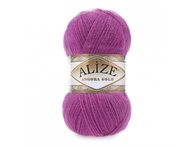 Alize Angora Gold, 10% Mohair, 10% Wool, 80% Acrylic 5 Skein Value Pack, 500g фото 12