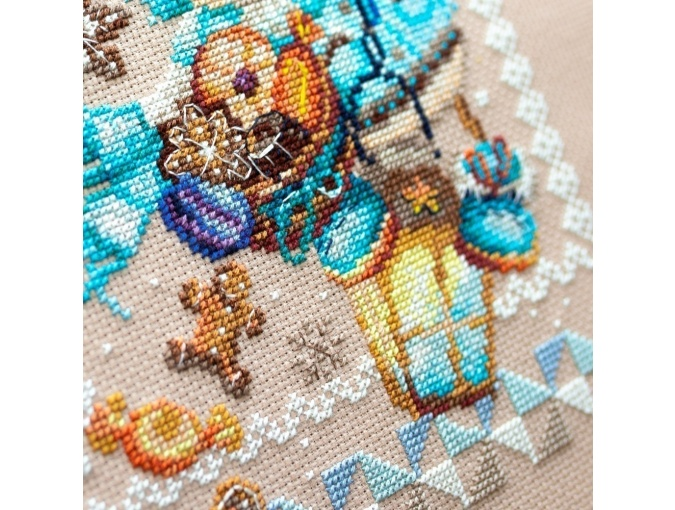 Christmas Treats Cross Stitch Kit  фото 6