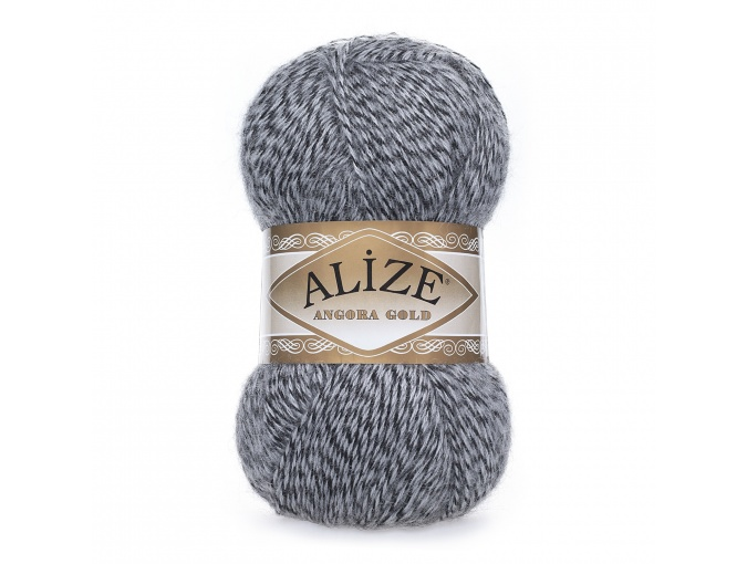 Alize Angora Gold, 10% Mohair, 10% Wool, 80% Acrylic 5 Skein Value Pack, 500g фото 69